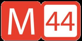 M44_logo_rød_medkant