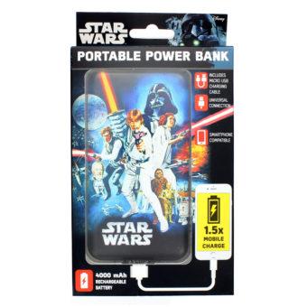 609112 Star Wars Poster 4000mAh 02